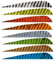 "Gateway Barred Feathers 5"" - EACH"