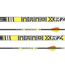 Carbon Express Nano XRZ - Shafts - 12PK