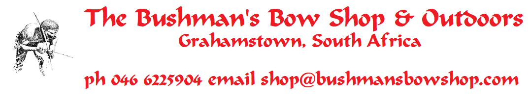 The Bushmans Bow Shop & Outdoors